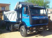 Φορτηγό ανατρεπόμενο  MERCEDES 2636 15 κυβικών